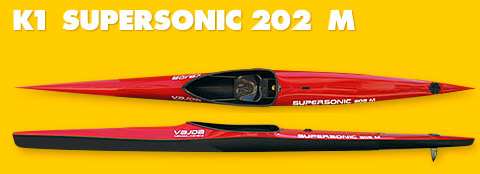 K1 - SUPERSONIC 202 M
